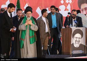 دعوت معاون نظارت ستاد رئیسی از همه مردم جهت حضور در مصلای تهران,