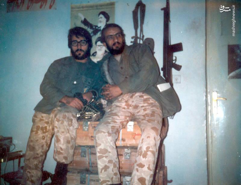 احمد بابایی(نفر سمت راست)
