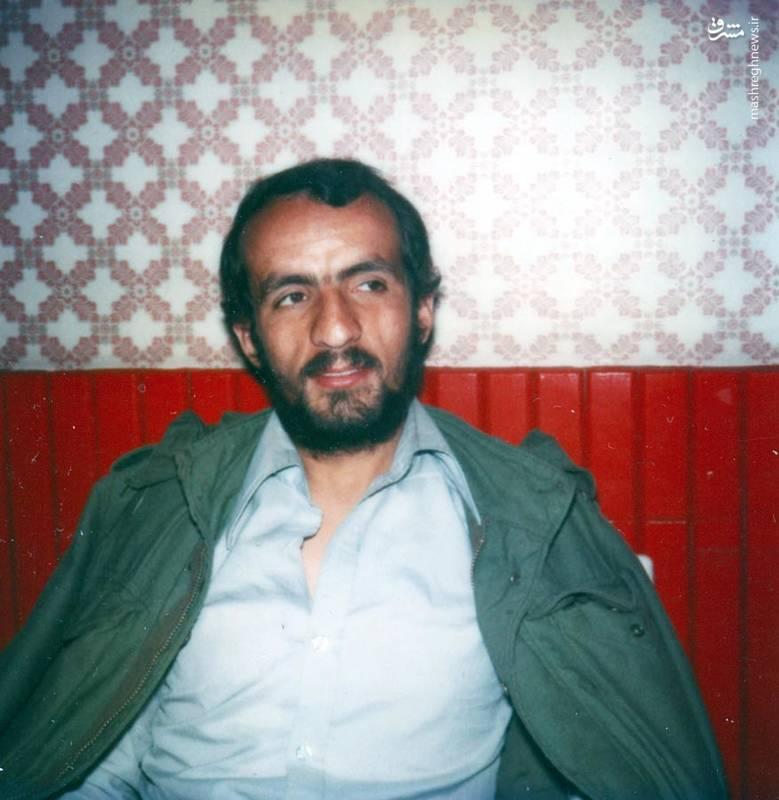 شهید احمد بابایی، فرمانده ی گردان «مالک اشتر نخعی» از «لشکر ۲۷ محمدرسول الله(صلوات الله علیه)»