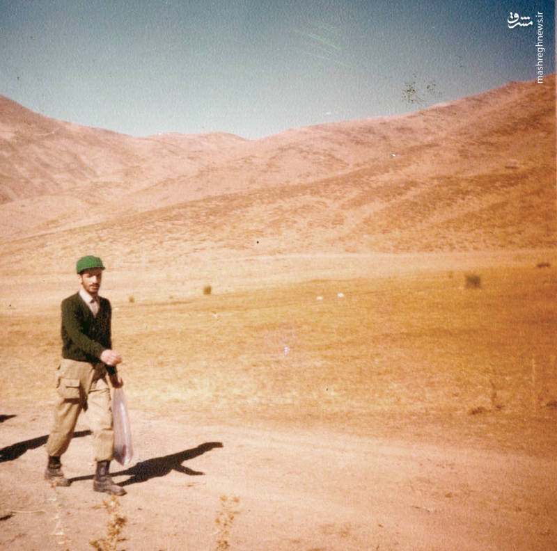شهید احمد بابایی