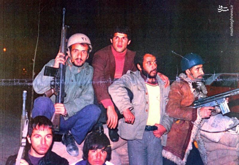 احمد بابایی(دارای کلاهخور با شماره ۲۱)، نخستین روزهای پیروزی انقلاب اسلامی در کمیته های انقلاب