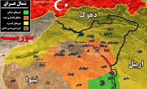 بزرگترین اتاق عملیات داعش در استان نینوا در آستانه سقوط/ نیروهای بسیج مردمی به ۳ کیلومتری شهر القیروان رسیدند + نقشه میدانی و تصاویر اختصاصی عملیات