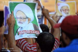 تظاهرات شبانه مردم بحرین