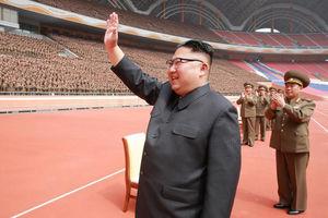 تصاویر آزمایش موشک جدید ارتش کره شمالی