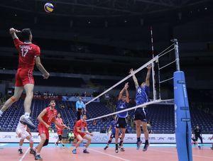 برد قاطع جوانان والیبالیست ایران برابر مراکش