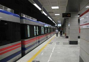سخنگوی آتشنشانی: برخورد ۲ قطار مترو حاد نبوده است