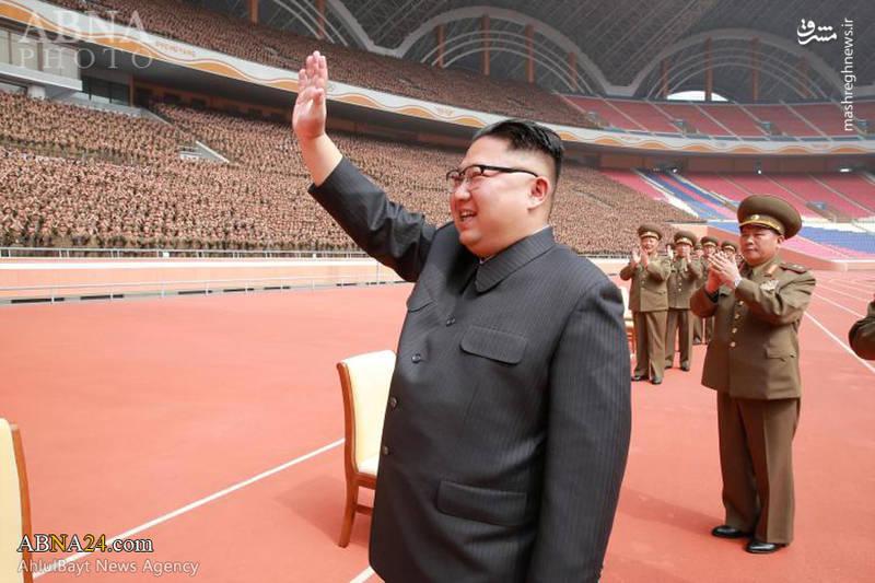 آزمایش موشک جدید ارتش کره شمالی