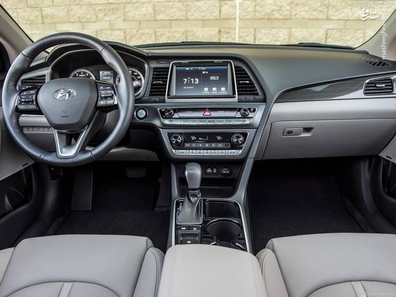Hyundai Sonata (2018)