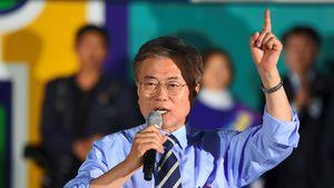 رئیس جمهور کره جنوبی