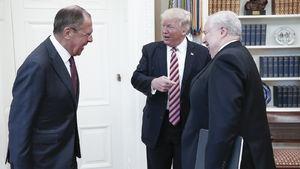ترامپ و روسیه