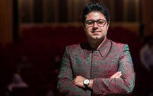 نماهنگ حجت اشرفزاده به سفارش آستان قدس رضوی