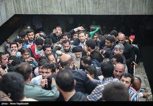 حاشیه های تجمع باشکوه طرفداران رئیسی در مشهد