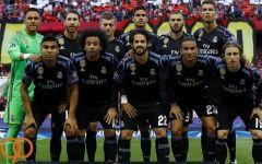 ترکیب رسمی تیم رئال مادرید مقابل سلتاویگو