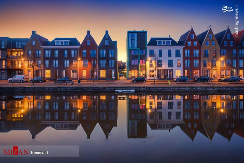 تصاویر زیبا از هلند