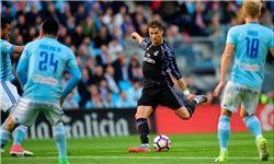 رئال مادرید، سلتاویگو را در هم شکست