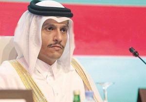 وزیر خارجه قطر: محاصرهکنندگان میخواهند دوحه دست از حاکمیتش بردارد