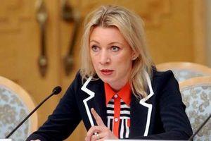 زاخارووا: مسکو حضور آمریکا در سوریه را به منزله «اِشغال» میداند