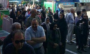 چند درصد آرای تهران شمرده شد؟