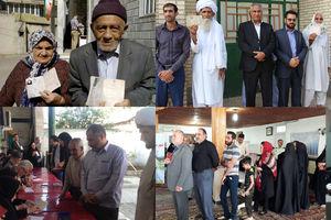 نتایج انتخابات شورای شهر و روستا به تفکیک استان ها