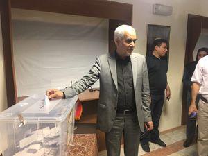 مهرعلیزاده: در انتخابات کمیته ملی المپیک شرکت نمیکنم