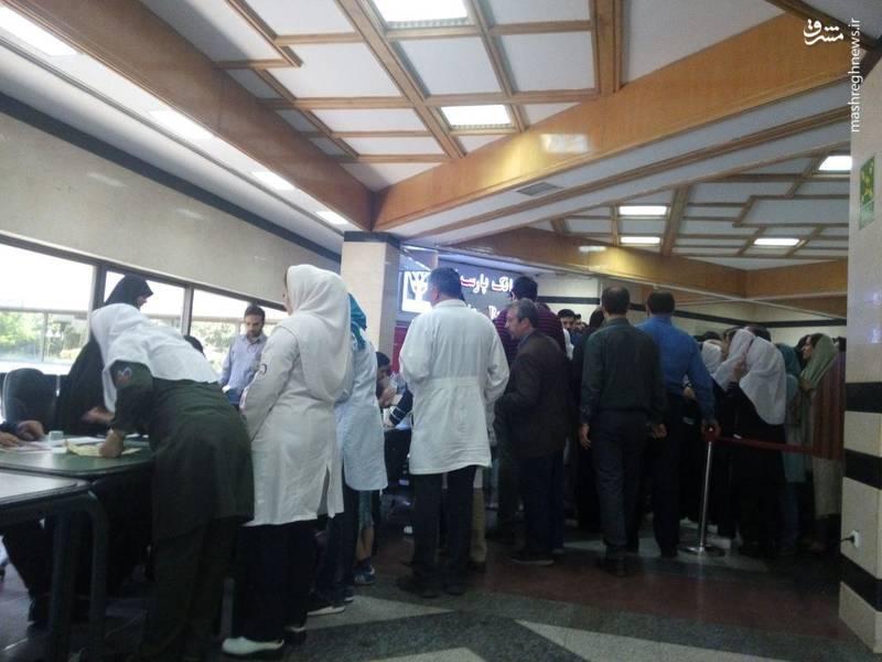 صف پزشکان