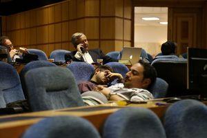 استراحت خبرنگاران 1