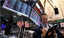 رکود بازرهای مالی آمریکا