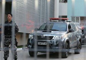 پلیسهای برزیل این طوری گشت میزنند! +عکس