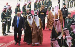 امضای توافقنامه 280 میلیارد دلاری میان آمریکا و عربستان