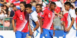 تیم ملی جوانان کاستاریکا