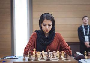 خادمالشریعه نایب قهرمان شطرنج برق آسای آسیا