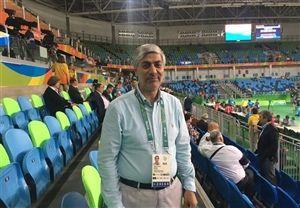 هاشمی: حضور زورخانه ای در باکو شروع یک مسیر طولانی اما پرامید است