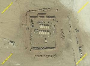 تکمیل فرودگاه نظامی آمریکا در شمال سوریه + تصاویر ماهوارهای
