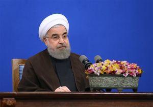روحانی: یکی از اصلیترین برنامههای دولت اصلاح نظام بانکی است