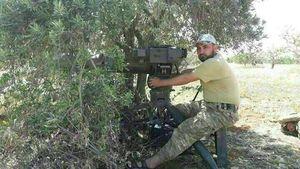 هلاکت کارشناس زبده موشکی تروریستهای سوری +عکس