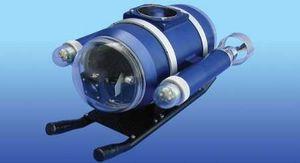 برگزاری مسابقات ربات زیردریایی در کشور