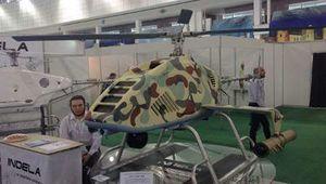 ساخت بالگرد بی سرنشین مسلح در بلاروس