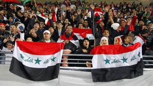 نمونهای بینظیر از هواداران فوتبال در همسایگی ایران