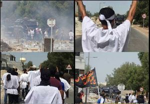 معارض بحرینی: جان آیت الله قاسم در خطر است