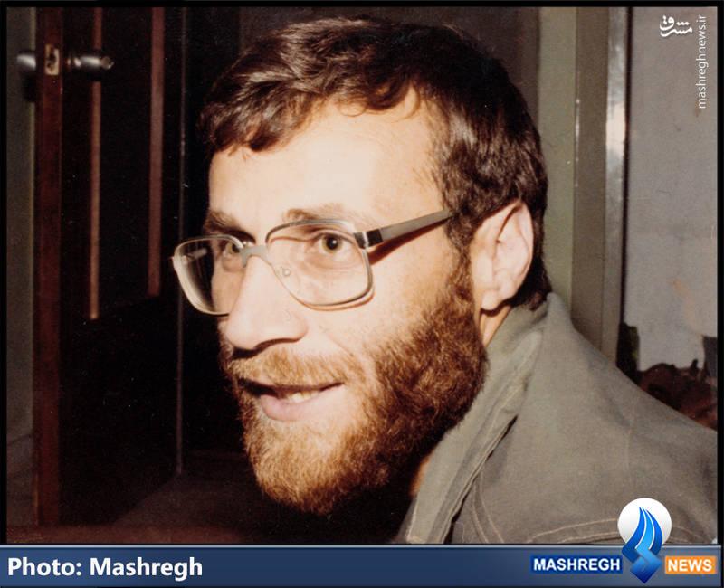 شهید محمد بروجردی