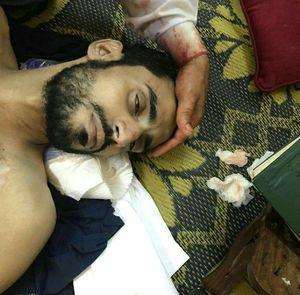 عکس/ دومین شهید جنایت مزدوران آل خلیفه