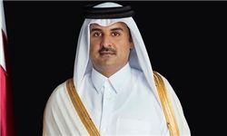 امیر قطر به کویت میرود