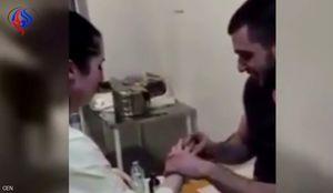 خانم پرستار حلقۀ نامزدی را در شکم بیمار عاشق پیدا کرد!
