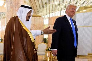 ترامپ در عربستان