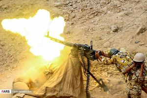 عکس/ رزمایش بیتالمقدس ۲۹ نیروی زمینی ارتش