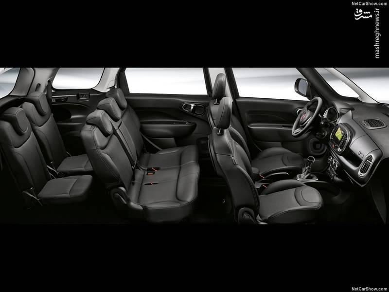 Fiat  2018 500L Wagon