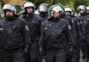 دستگیری 4 تروریست در برلین