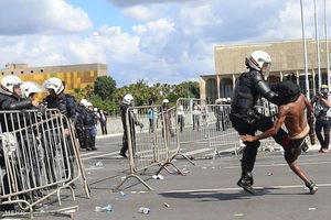 ارتش برای سرکوب معترضان برزیلی وارد عمل شد