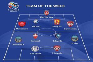۳ ایرانی در جمع بهترینهای هفته لیگ قهرمانان آسیا