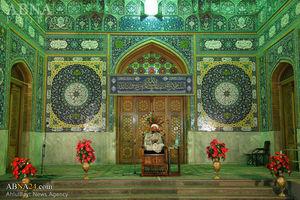 عکس/ برگزاری مراسم دعای کمیل در مسجد مقدس جمکران